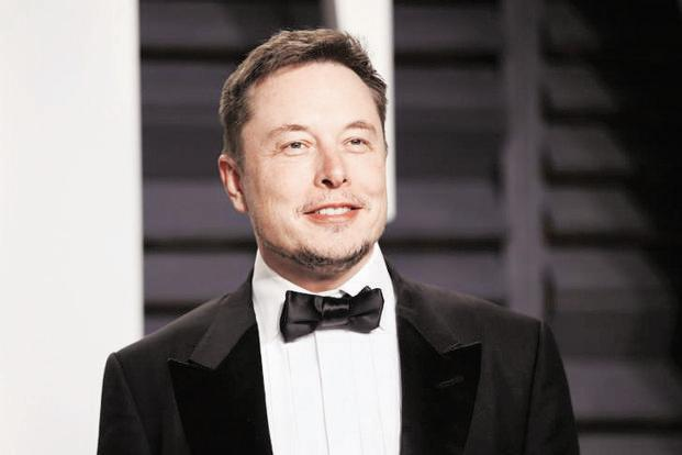 PayPal and Tesla founder Elon Musk. The tweet coincides with Bitcoin approaching $10,000 for the first time, bringing this year's price surge to almost 11-fold. Photo: Reuters