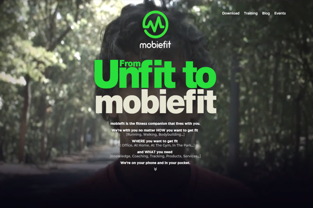 MobieFit's biggest differentiator is its fitness content and training programmes, created by celebrities Milind Soman, Bani J. and Anoop Thakur Singh.