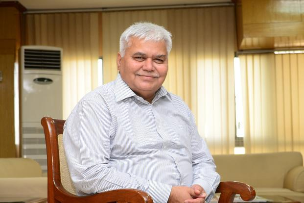 Trai chairman  R.S. Sharma. Trai's net neutrality rules are likely to give an edge to integrated operators like Reliance Jio and Bharti Airtel over pure play connectivity providers. Photo: Abhijit Bhatlekar/Mint