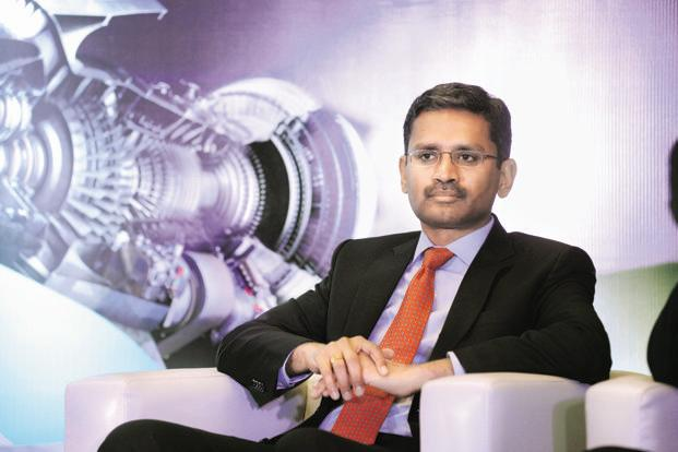 TCS CEO Rajesh Gopinathan's approach towards his job at the helm underscores an important leadership trait: respect for the team. Photo: Hemant Mishra/Mint