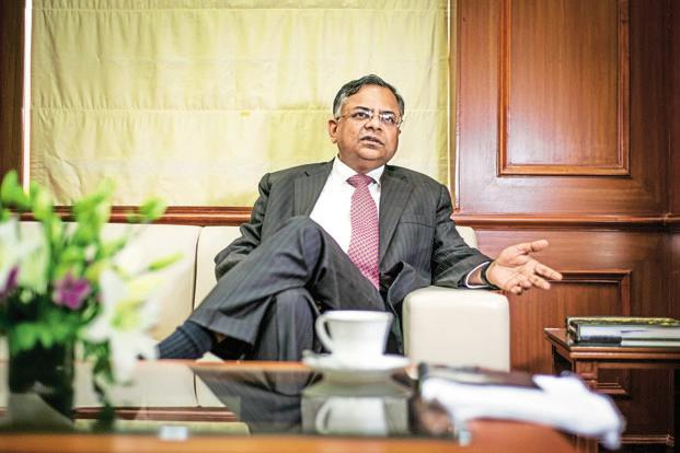Less than a year into taking charge as Tata Sons chairman, N. Chandrasekaran has carried out the Tata Steel-Thyssenkrupp merger and struck the Tata Tele-Airtel deal. Photo: Aniruddha Chowdhury/Mint