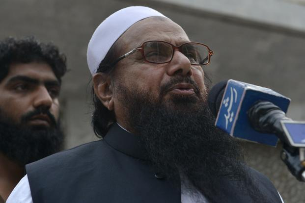 Hafiz Saeed was designated as a global terrorist by a Security Council's Al Qaeda Sanctions Committee on 10 December, 2008. Photo: AFP