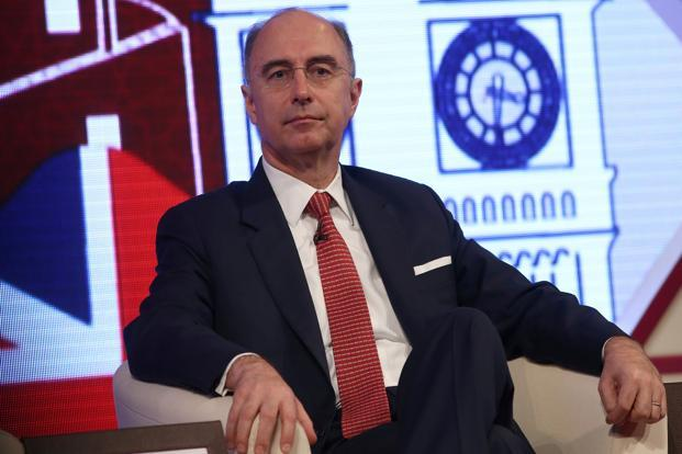 A file photo of London Stock Exchange CEO Xavier Rolet  Photo: Reuters