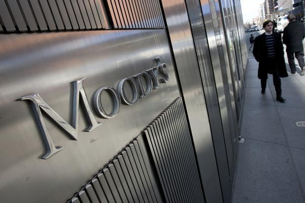Moody's expects interest rates to remain low in the coming years and high leverage to be 'gradually' absorbed by the region's economic growth. Photo: Bloomberg