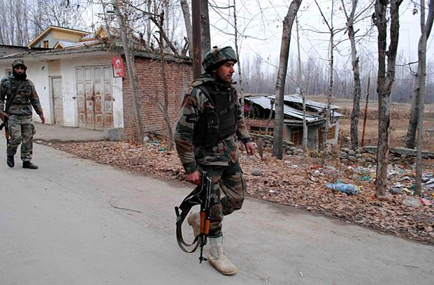 Three terrorists killed in Jammu & Kashmir gunfight