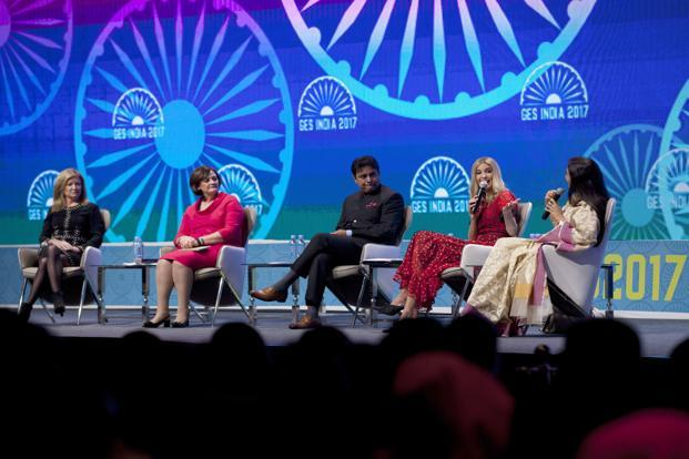 Trump calls Modi express satisfaction over Global Entrepreneurship Summit