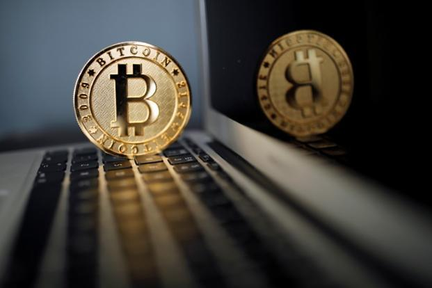 Bitcoin was down 2.8% at $9,612 in early Asian trading on the Luxembourg-based Bitstamp exchange, from a record peak of $11,395 set on Wednesday. Photo: Reuters