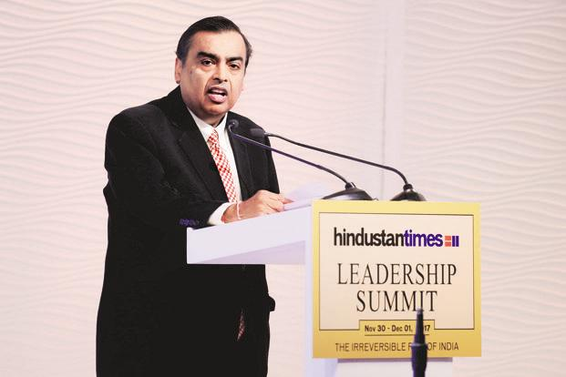 Agriculture, education, healthcare on our roadmap: Mukesh Ambani