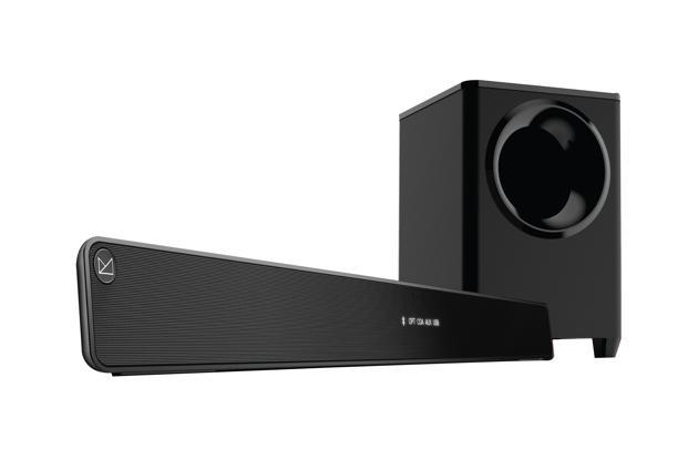 The Fenda Audio, also known as F&D T388 Soundbar, is priced at Rs14,990 and doesn't really have any genuine rivals.