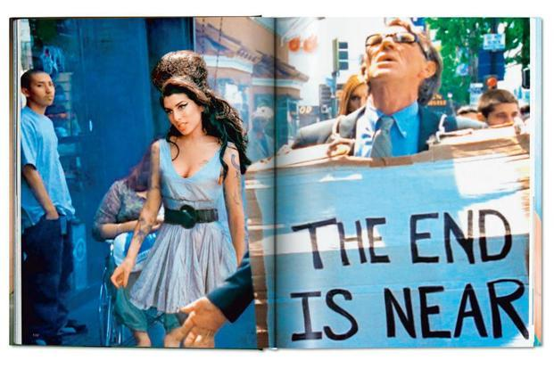 Lost + Found and Good News by David LaChapelle