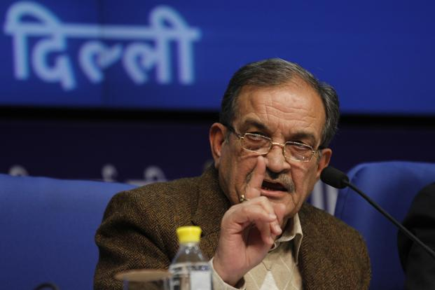 File photo. In view of the optimistic possibilities of the future of the steel sector, India is going to be a major destination for steel investors, said steel minister Chaudhary Birender Singh. Photo: Virender Singh Gosain/HT