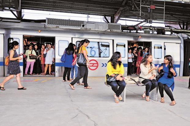 Metro hiked its fares twice—in May and October—this year. Photo: Priyanka Parashar/Mint