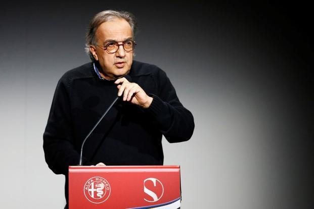 Chief executive Sergio Marchionne, whose mandate ends in April 2019, is working on a new business plan to 2022, which he said should be presented in the second quarter of next year. Photo: Reuters