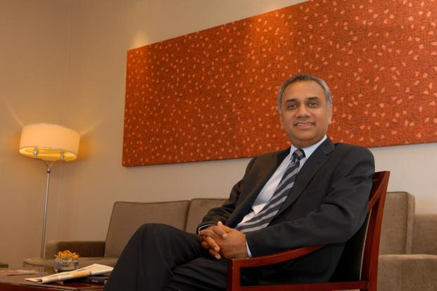 Infosys appoints Salil S Parekh as CEO & MD