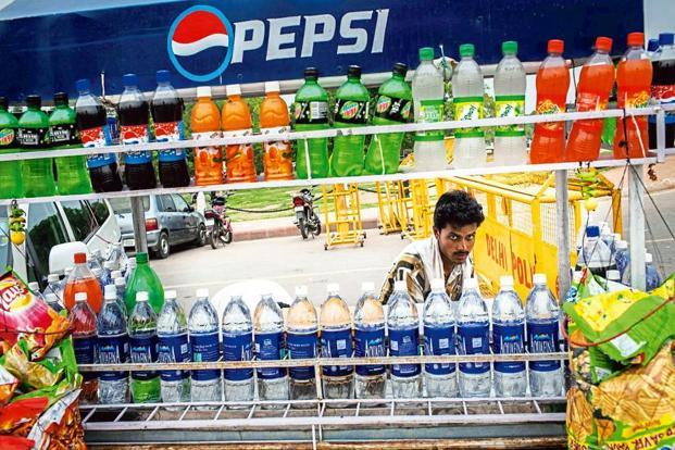 PepsiCo India has been trying to promote beverages that are not carbonated, snacks that are more suited to local tastes and other products that are marketed as healthy. Photo: Bloomberg