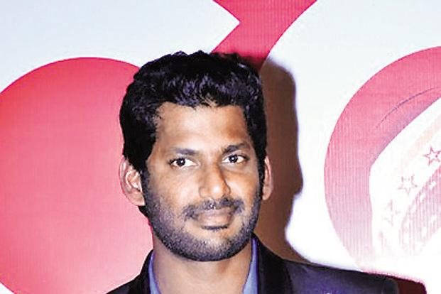 Vishal's happiness short-lived; nomination paper rejected again for RK Nagar by