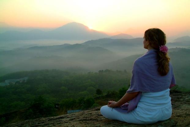 Take time out for activities like meditation. Photo: iStockphoto