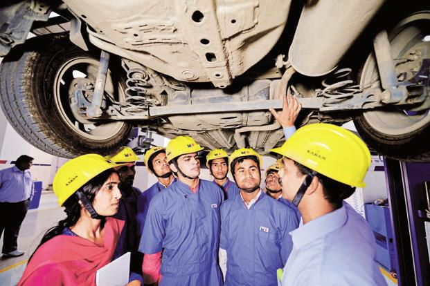 Targeted initiatives focused on updating skills can help ensure that the training benefits its intended audience. Photo: Mint