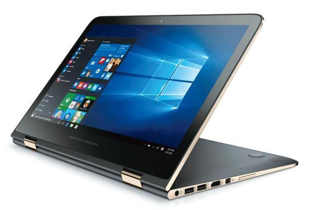 HP SPECTRE X360 is no shortage of power, with an Intel Core i7-7500U processor, 16 GB RAM and a 512 GB solid state drive.