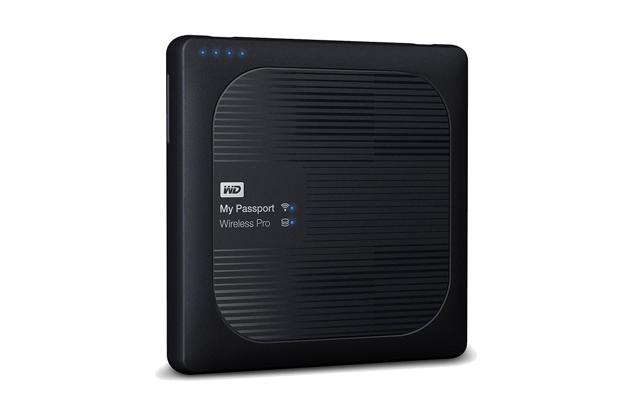 WD My Passport Wireless Pro is the successor to the My Passport Wireless, launched in 2014, and brings a bigger battery, advanced wireless networks and more flexibility for users.