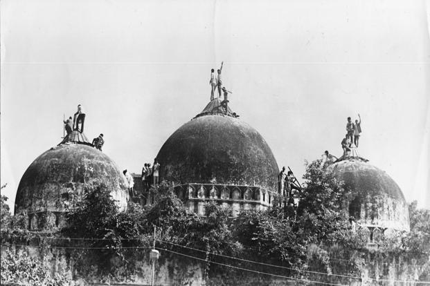 The Babri Masjid demolition on 6 December 1992 was one such moment in Indian political history that set in motion a string of transformative events. Photo: HT