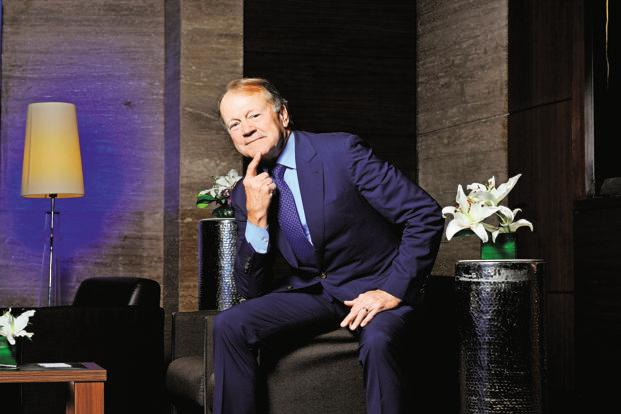 John Chambers, executive chairman of Cisco Inc. and chairman of the recently-formed US-India Strategic Partnership Forum. Photo: Priyanka Parashar/Mint
