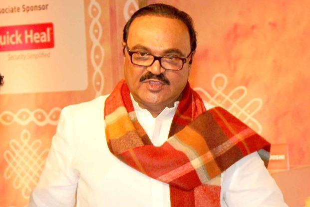 File photo. According to the ED, the Chhagan Bhujbal family allegedly had conspired along with several others to divert or 'launder' kickbacks received by Bhujbal, when he was state Public Works Department minister.