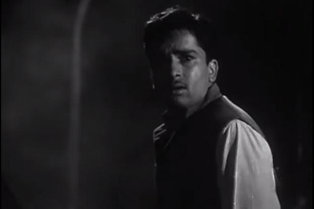 Shashi Kapoor in a still from 'Dharmputra'.