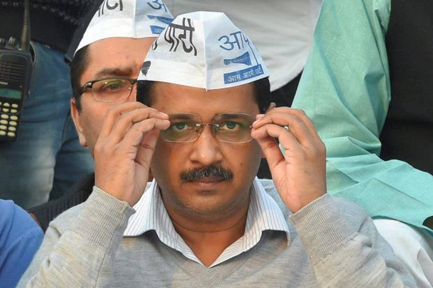 Arvind Kejriwal was speaking at a function at the Maulana Azad Institute of Dental Sciences in New Delhi. Photo: PTI