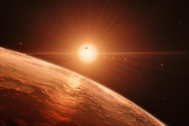 "A little-known planet about 111 light years away could be a ""scaled-up version of Earth"" and may be able to host alien life, according to a study. Photo: AFP"