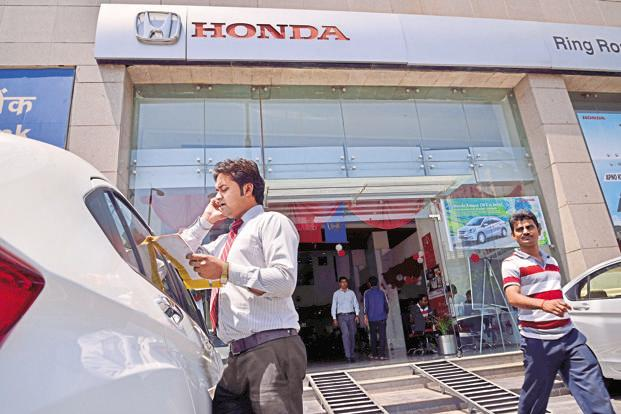 Honda Cars India says the firm is taking the hike due to increase in the cost of base metals. Photo: Pradeep Gaur/Mint