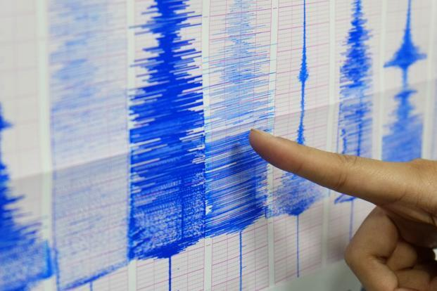 The earthquake originated at a depth of 10km, according to the USGS website. The epicentre was located 34km from Pipalkoti. Photo: AP