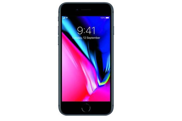 The 64GB variant of the new iPhone 8 is selling at a discount of Rs4,000.