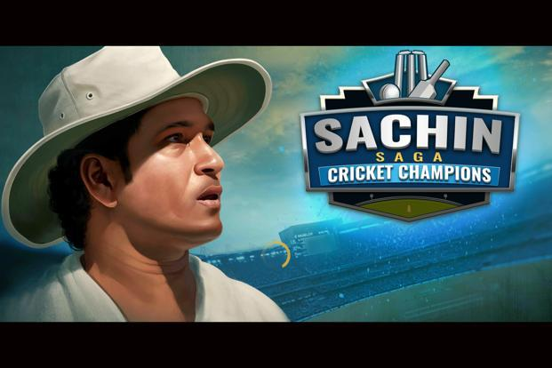 The 'Sachin Saga Cricket Champions' mobile game is free to download and currently available only for Android users.