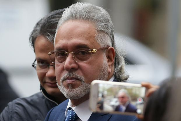 UB Group chairman Vijay Mallya is being tried on charges of fraud and money laundering following a Rs9,000 crore loan default by his now-defunct Kingfisher Airlines. Photo: AFP