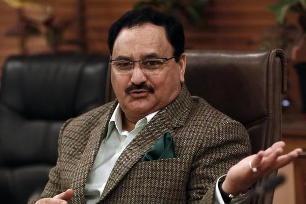Trachoma, a chronic eye ailment,  is no longer a public health problem in India said J.P. Nadda while presenting the National Trachoma Survey Report (2014-17) on Friday. Photo: Reuters