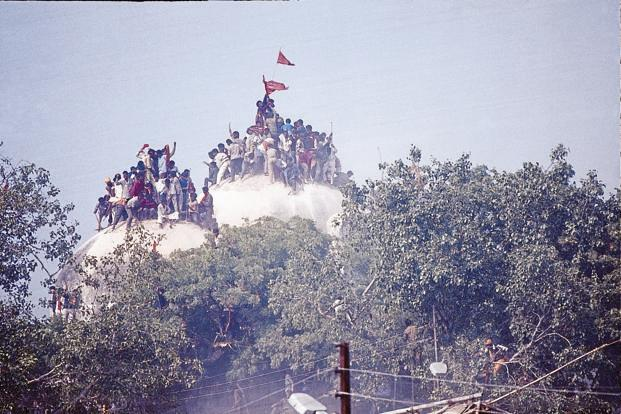 25 years have elapsed since the Babri Masjid demolition, and many more may pass before anything close to a real—and sensible—resolution is reached to what is essentially a festering wound. Photo: India Today Group