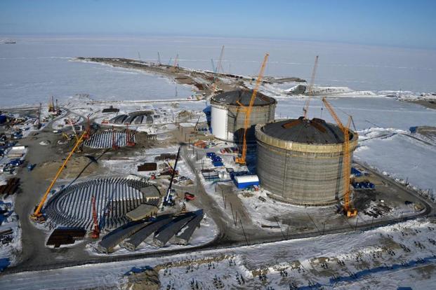 Yamal Arctic Natural Gas Project