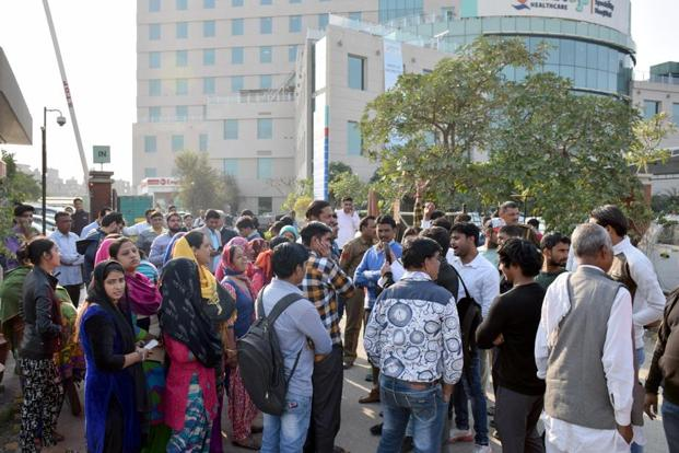 Cancelling Max Hospital License Irrational: Delhi Medical Association