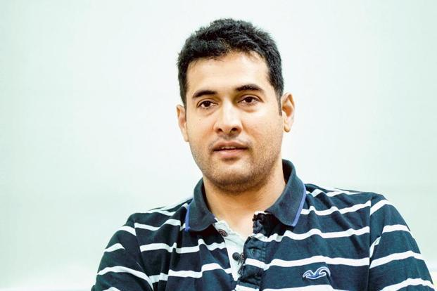 Arvind Lakshmikumar, CEO and co-founder, Tonbo. Photo: Rajesh Subramanian/FactorDaily