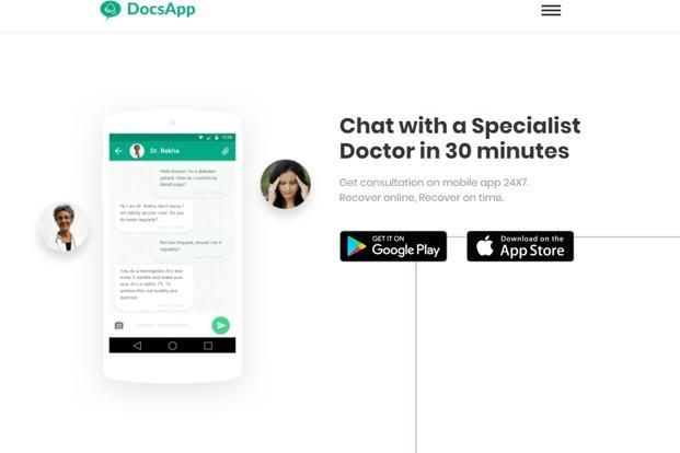 DocsApp has over 2,000 doctors registered on the platform, in domains like dermatology, gynaecology, sexology, paediatrics, psychiatry, general medicine and weight management.