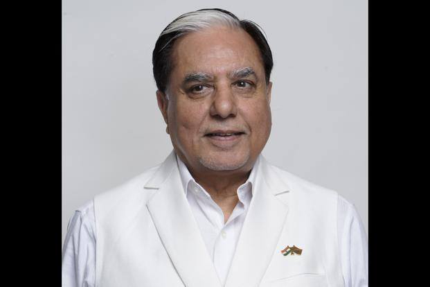Essel Group promoter and chairman Subhash Chandra.