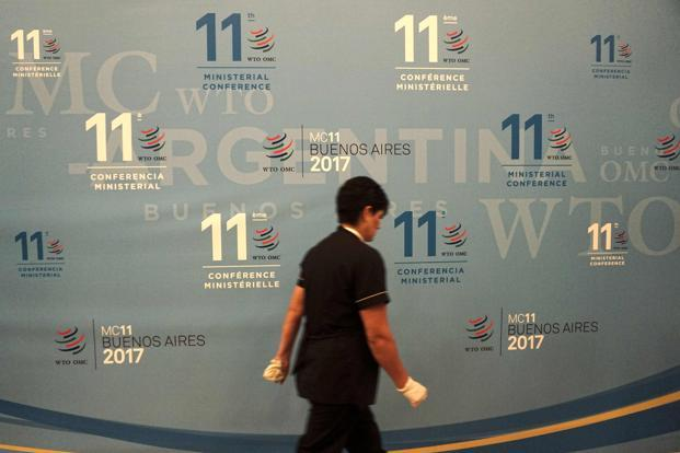 WTO talks in Buenos Aires on brink of collapse