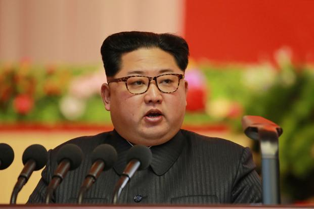 Kim Jong-Un vows to make North Korea 'strongest nuclear power'