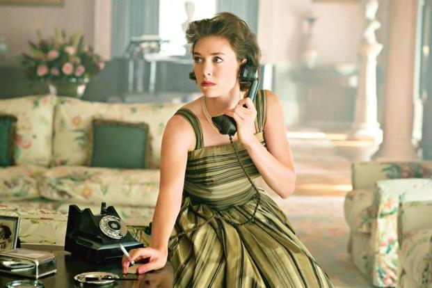Vanessa Kirby plays Princess Margaret in 'The Crown'.