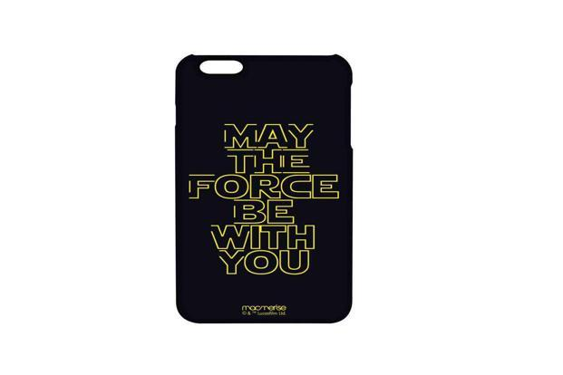 If you are looking for an iPhone case or laptop skin with a Star Wars theme, you can take a tour of Macmerise's Star Wars merchandise at www.Macmerise.com or Amazon.in.