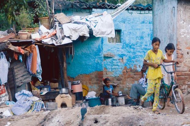 India has been trying to tackle income inequality with a combination of direct transfer of entitlements to the intended beneficiaries, drive against tax evasion and schemes meant to improve access to energy and finance by the poor. Photo: Ramesh Pathania/Mint