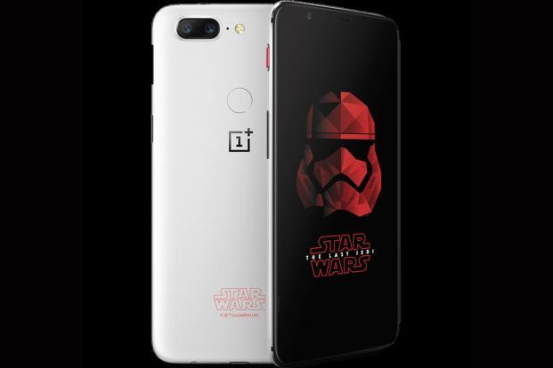 OnePlus has released a OnePlus 5T Star Wars Limited Edition smartphone.