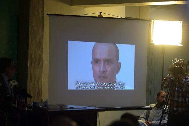 Pakistan processing visa applications of Kulbhushan Jadhav's wife and mother