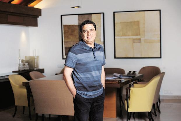 Ronnie Screwvala is all set to release the first film 'Love Per Square Foot' from his independent production company RSVP on Netflix in early 2018. Photo: S.Kumar/Mint